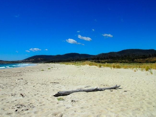 Four Mile Creek beach