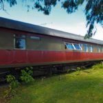 Trains and tipis in … Raglan?