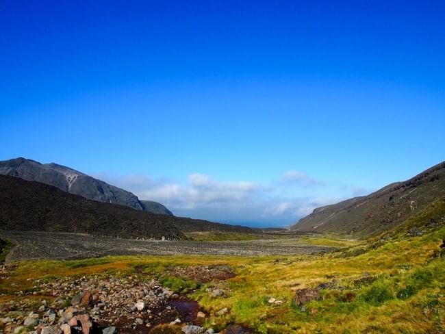 Tongariro view 1