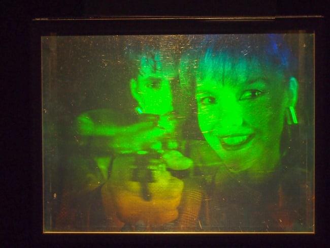 Wanaka hologram