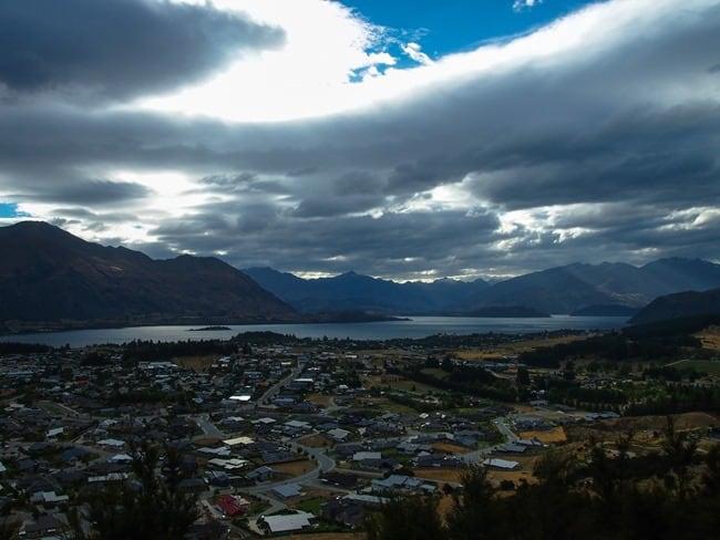 Wanaka view