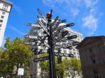 Signs, Pioneer Square Portland