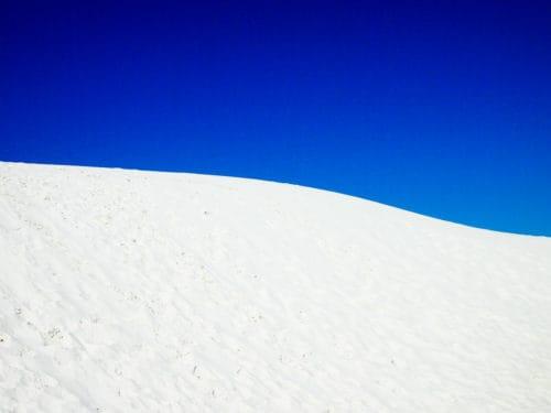 White Sands - dune