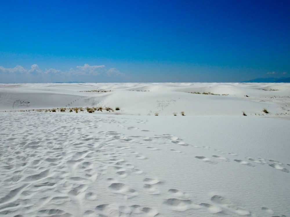 White Sands - view 2