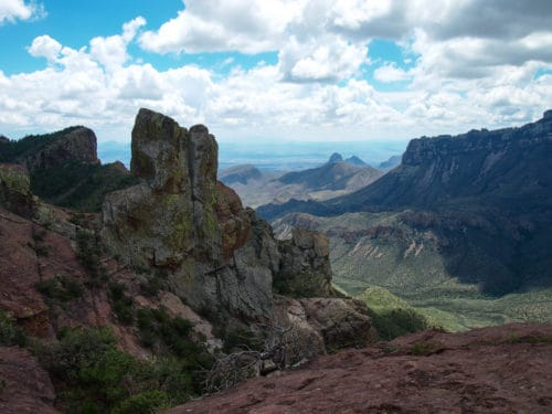 Big Bend view