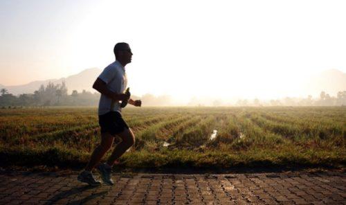 Running in Chiang Mai
