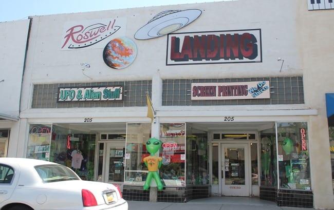 Alien store