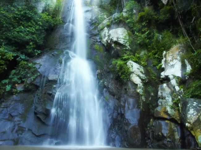 Waterfall, Yelapa