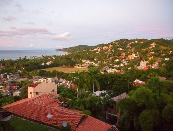 Sayulita view