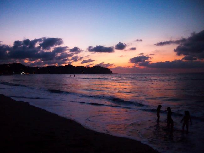Sayulita beach time