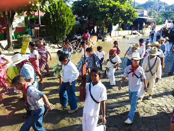 Sayulita parade