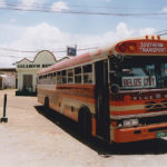 Belize City bus
