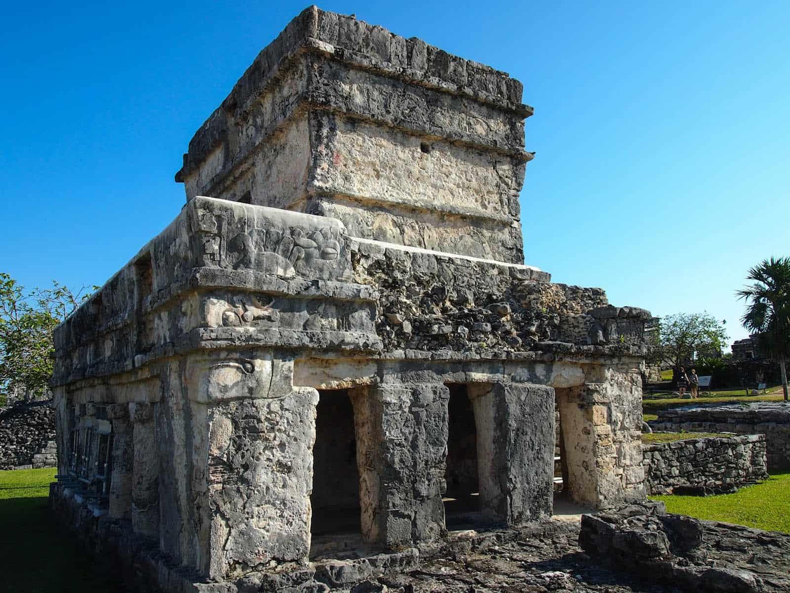 Tulum - single building
