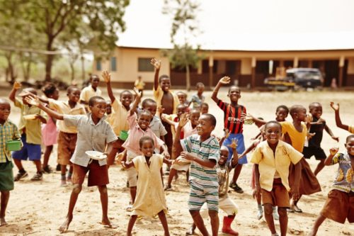 Pencils of Promise - Ghana