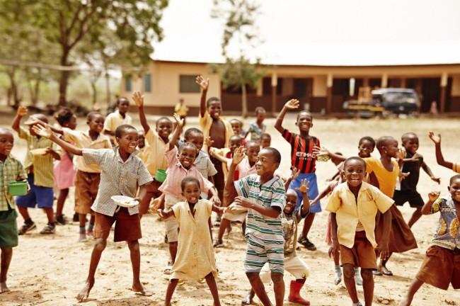 Pencils of Promise - Ghana