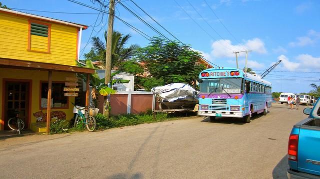 Placencia bus