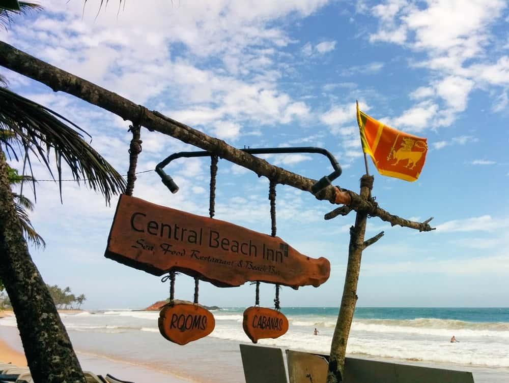 Central Beach Inn