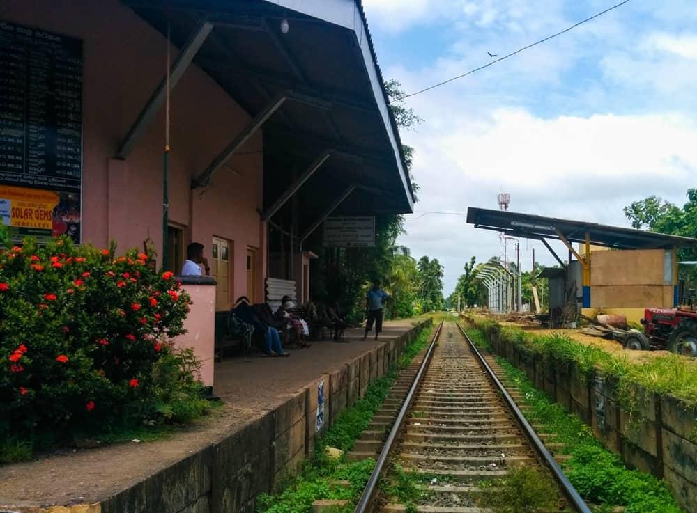 Katunayaka South station