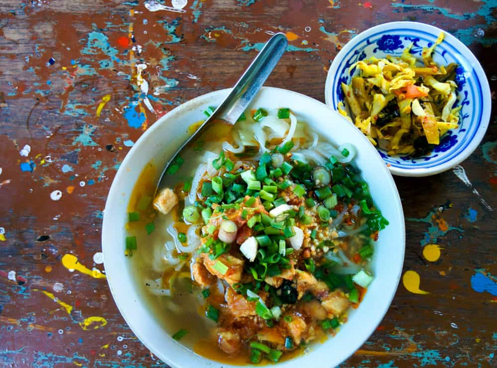 Shan noodle soup, Inle Lake