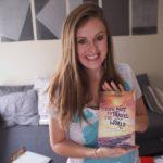Lauren with book