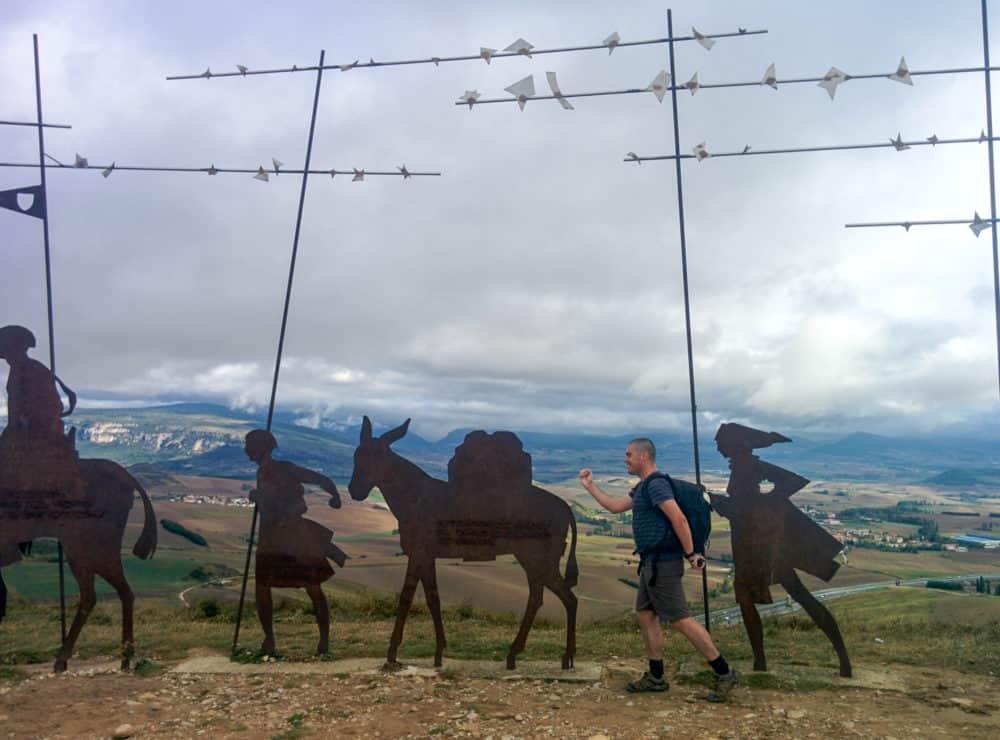 Camino - Dave and cutouts