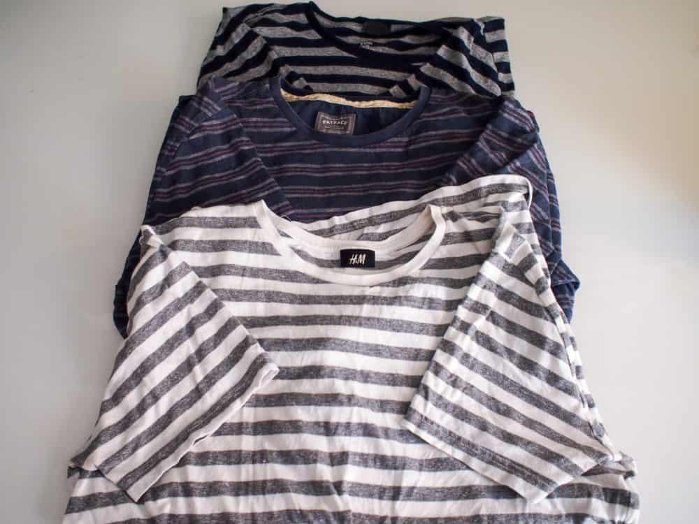 Camino t-shirts