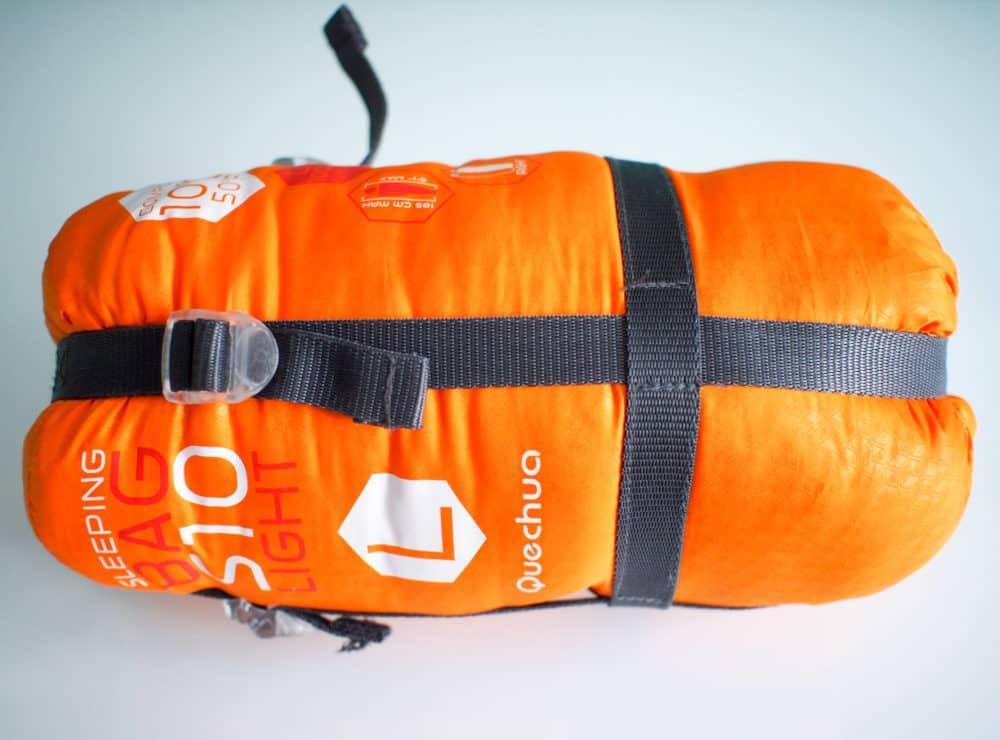 Camino sleeping bag