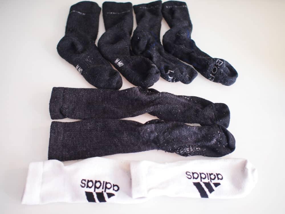 Camino socks