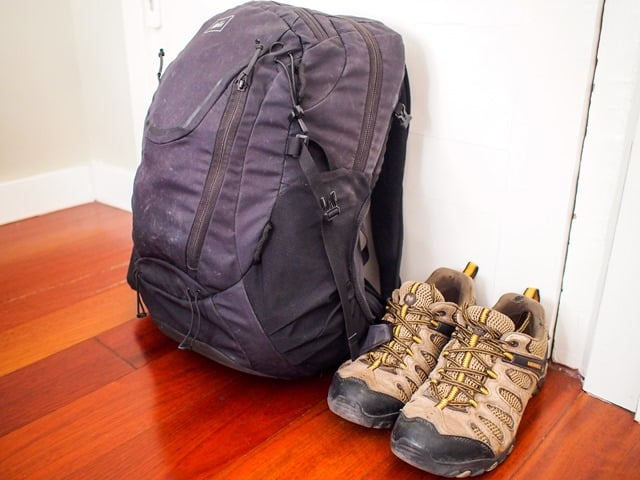 Camino backpack