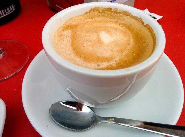 Camino - Cafe con leche