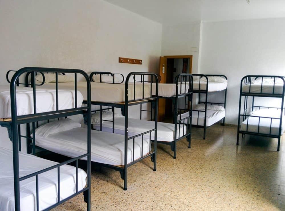 Camino bunks