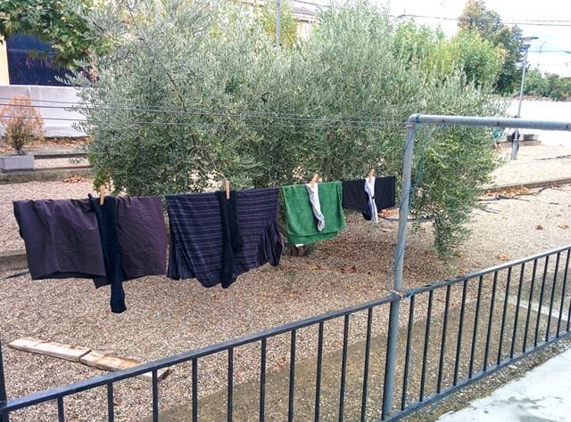 Camino - laundry