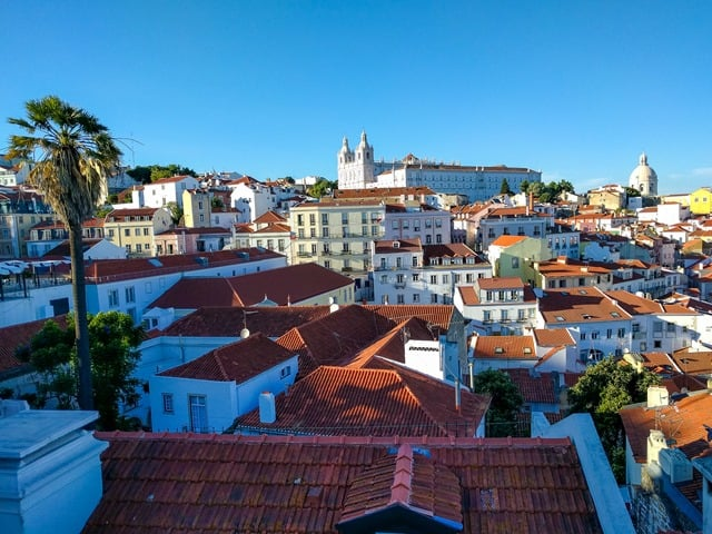 Another Lisbon view