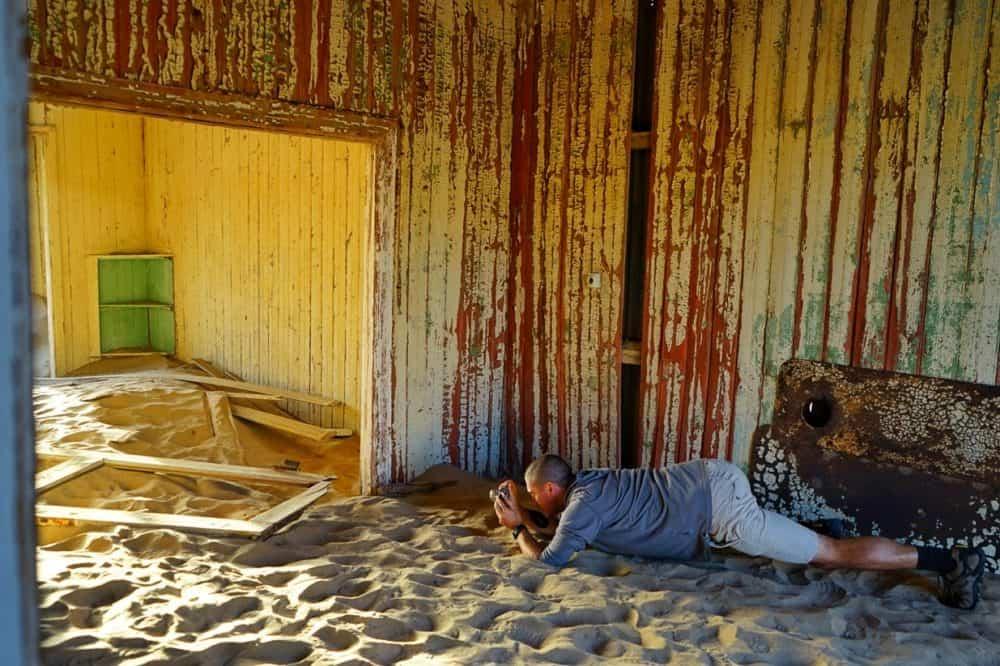 Kolmanskop Dave