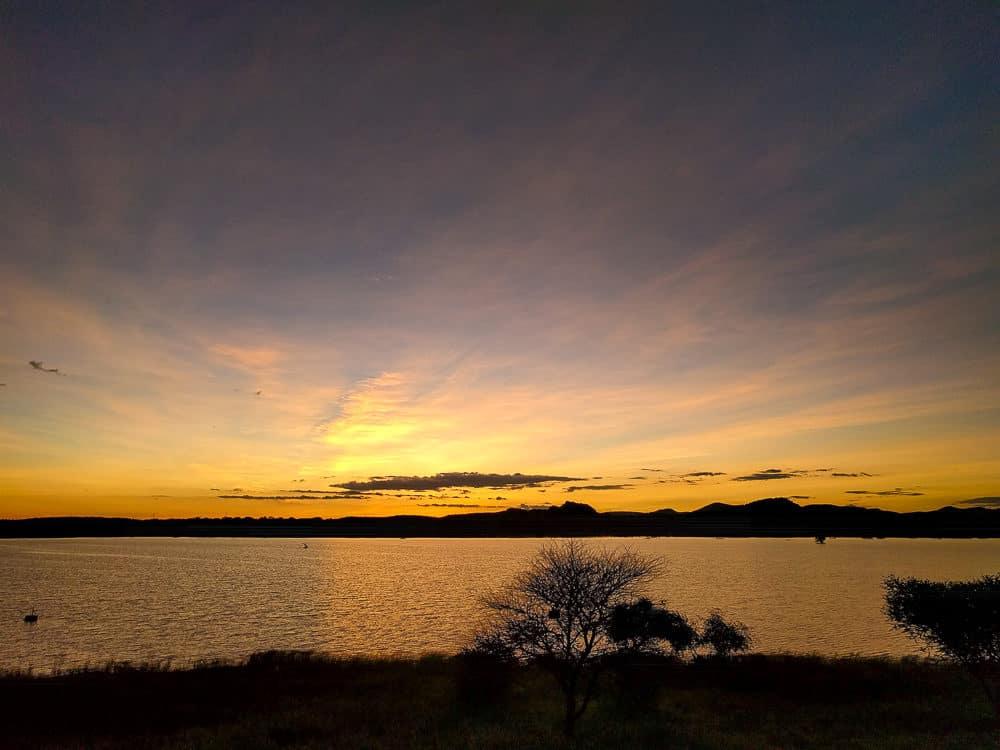Sunset at Ovita