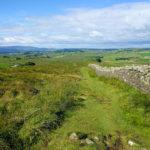 Hadrian's Wall Trail, day 4 views