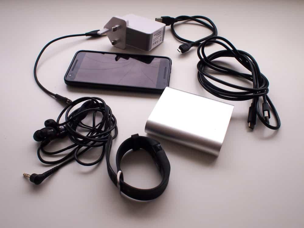 Packing list - technology