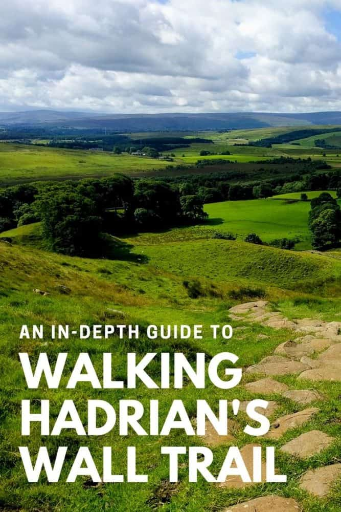 Hadrian's Wall Trail Guide