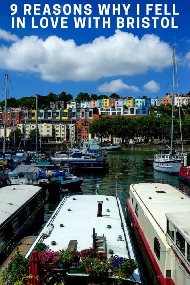 9 Reasons Why I Love Bristol