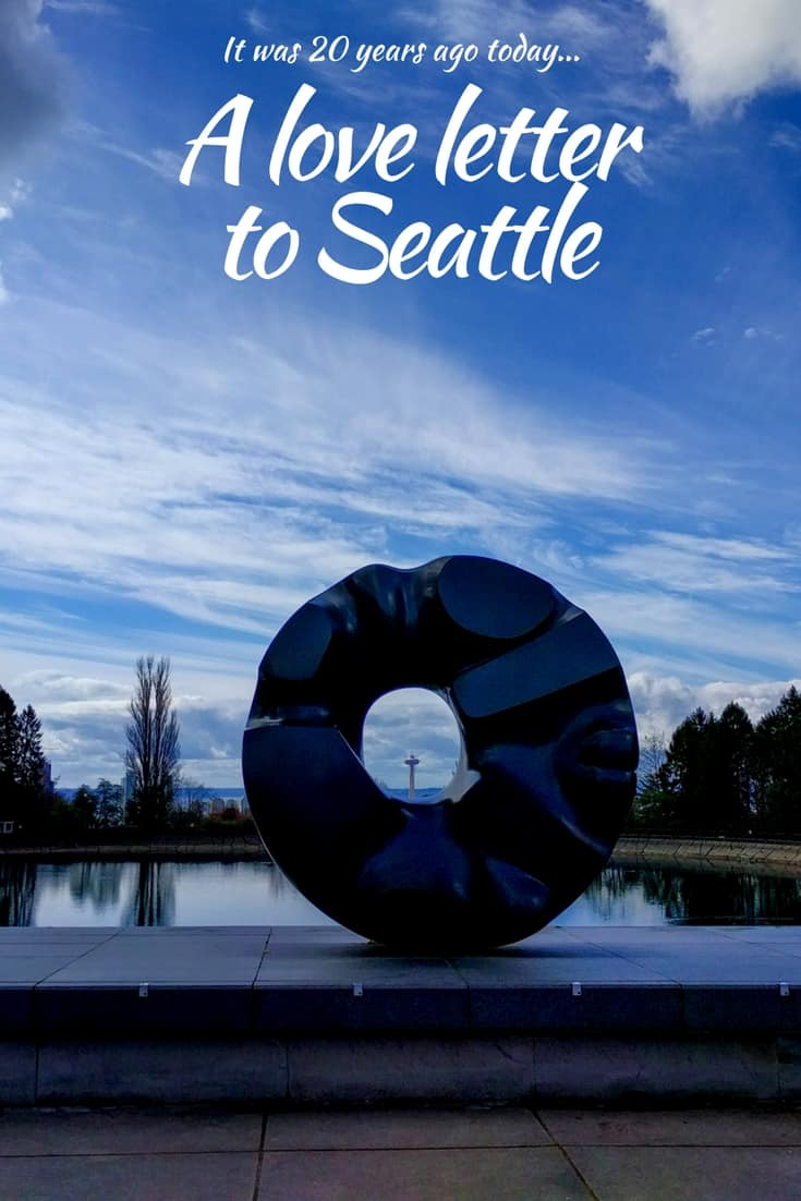 A love letter to Seattle