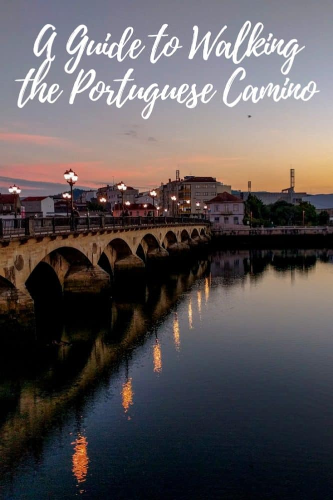 Guide to Walking the Portuguese Camino