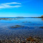 Still water, Lands End, Maine