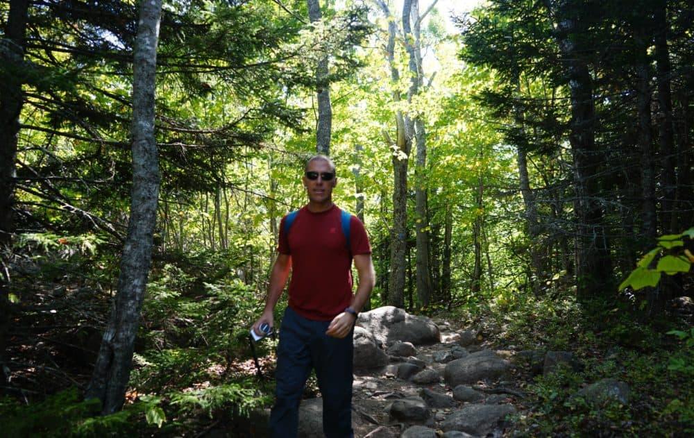 Dave in Acadia