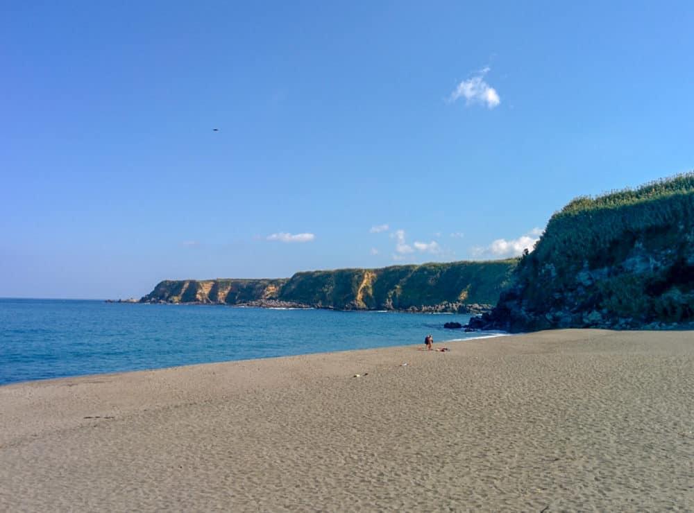 Moinhos beach