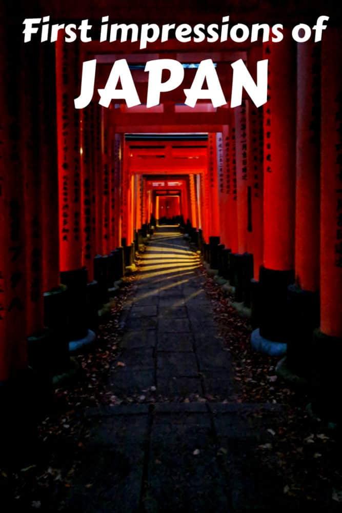 Impressions of Japan