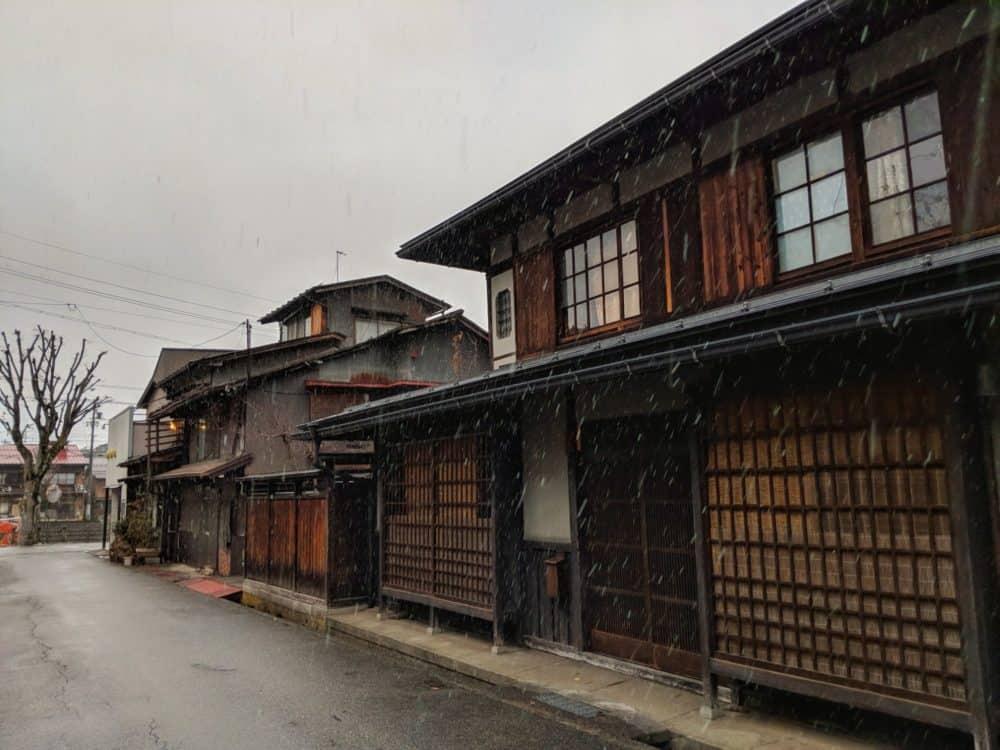 Snowy Takayama