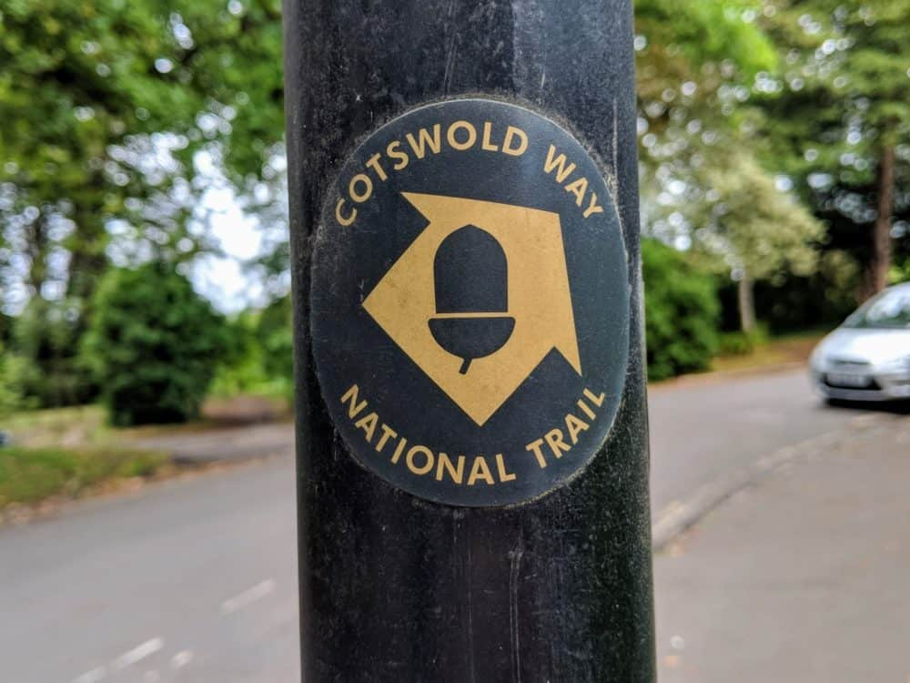 Cotswold Way acorn