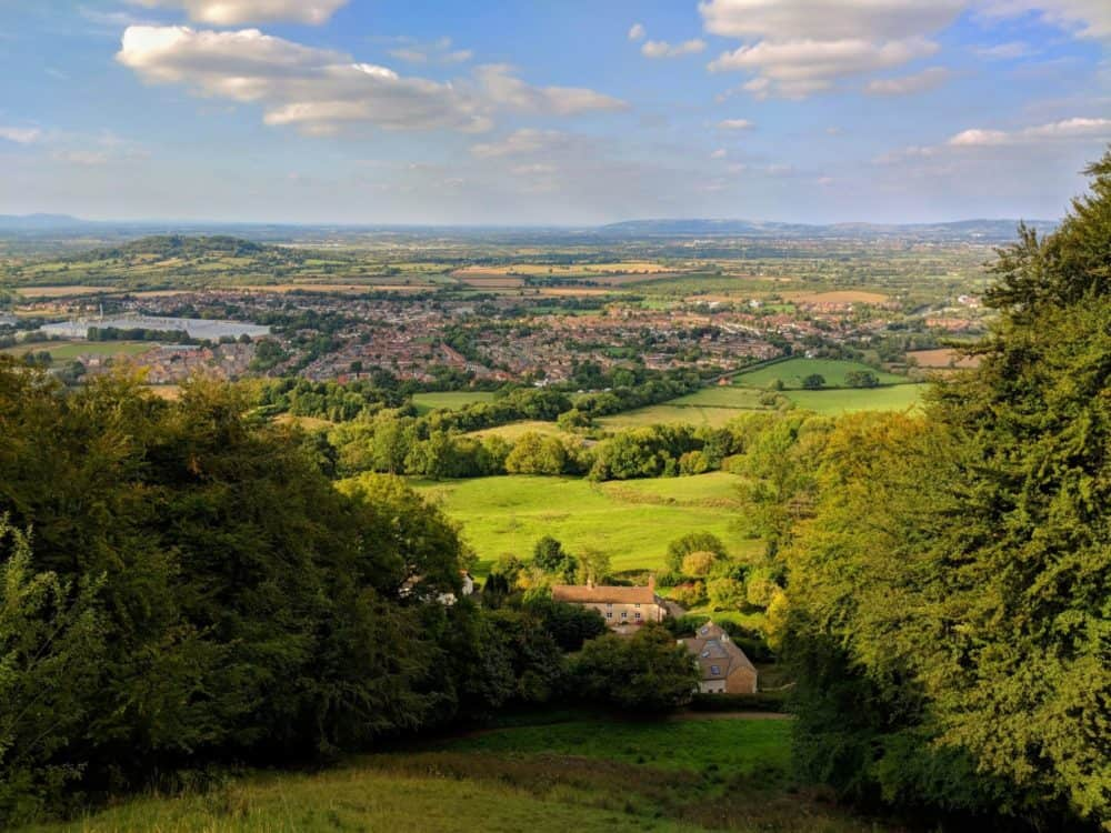 Great view, Cotswolds