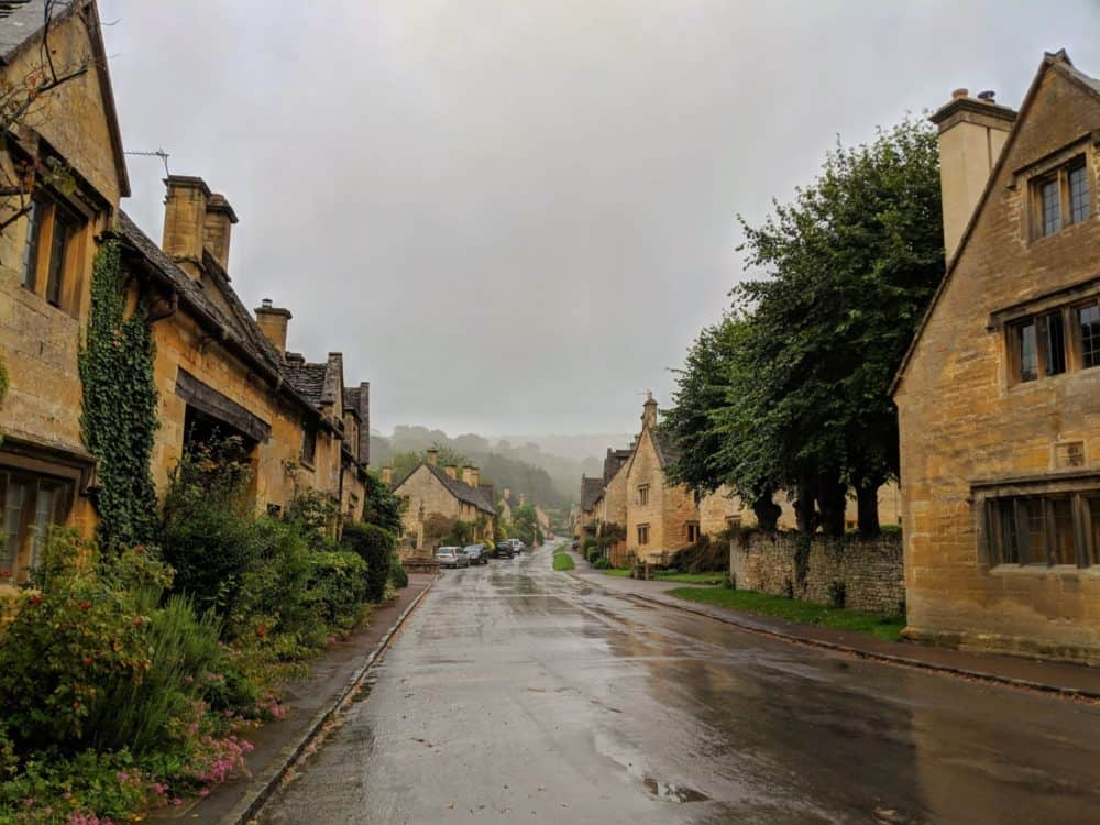 Rainy Stanton, Cotswold Way