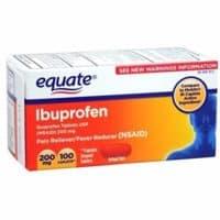 Equate Ibuprofen Pain Reliever